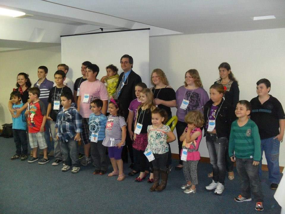 Evento em Porto Alegre 2012